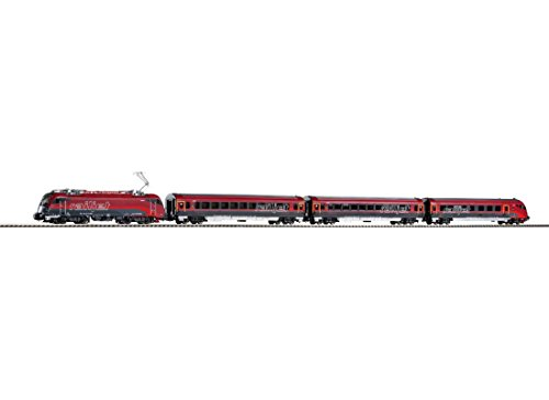 Piko 58131 Zugset Railjet Rh 1216 + 3 Wagen ÖBB