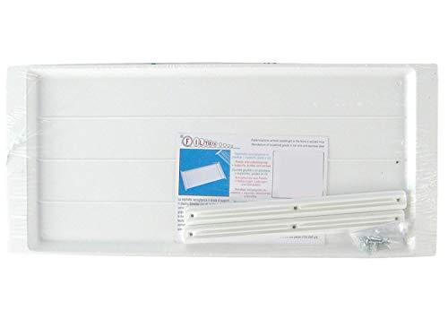 Filtex 2385386 Raccogligocce plastica per pensili con Supporto 86 Utensili da Cucina
