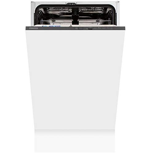 Zanussi 9 Place Slimline Integrated Dishwasher