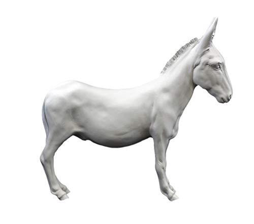 Porzellanfigur bisquit âne