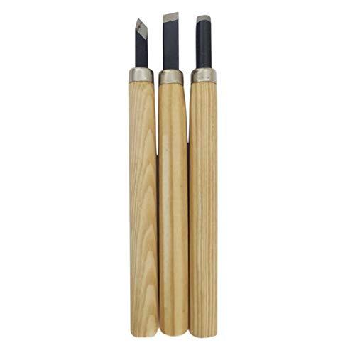 Chisel 12pcs profesional de talla de madera del cincel cuchillo de la...