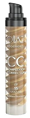 Olay Regenerist CC Cream Touch of Foundation 50 ml Medium [German Import]