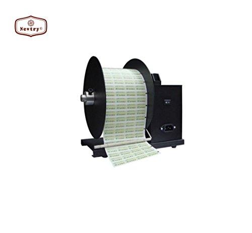 NEWTRY Machine de remontage automatique pour imprimante de codes-barres BSC-U8 25,4 cm
