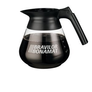 Bravilor Coffee Jug Voor gebruik met Bravilor koffiemachines.
