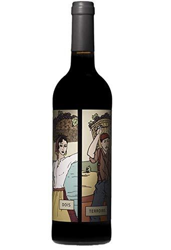 Vinho Cortes de Cima Dois Terroirs Tinto