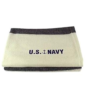 U.S. Navy Wool Blanket
