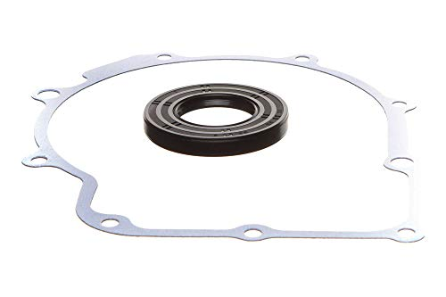 REPLACEMENTKITS.COM - Brand fits Yamaha Clutch Crankcase Outer Cover Gasket & Seal Set for Rhino 660 & Grizzly -