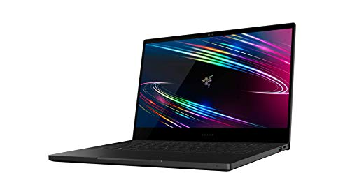 Razer Blade Stealth 13 2020: World's First Gaming Ultrabook, 4K Touch Display, Intel Core i7 10th Gen, NVIDIA GeForce GTX 1650 Ti, 16GB RAM, 512GB SSD, CNC Aluminum, Chroma RGB Lighting, Thunderbolt 3