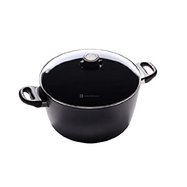 Swiss Diamond Induction Nonstick Stock Pot - 8.5 qt (11 )