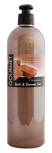 Gourmet Bade- und Duschgel Schokolade 500 ml