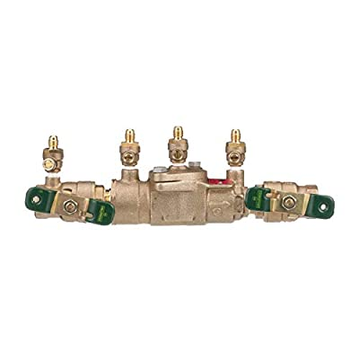 Watts Water Technologies 0063231 3/4 inch Female LF007M3-QT Double Check Valve Assembly, Lead-Free by Watts Water Technologies