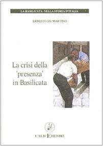 La crisi della presenza in Basilicata