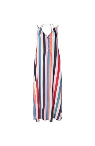 O'NEILL LW Belinda AOP Robe Longue pour Femme Multicolore XL