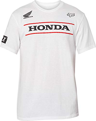 Fox Camiseta Honda - Algodón Hombre Talla: Large