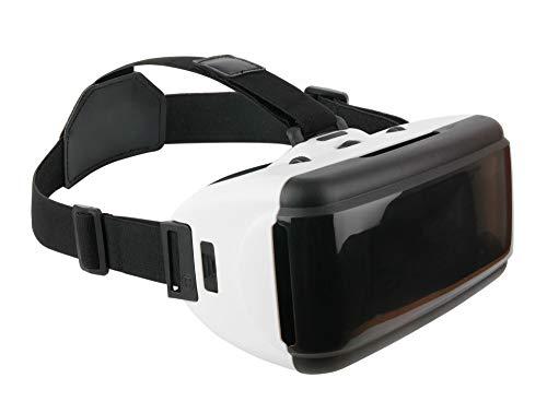 DURAGADGET Gafas de Realidad Virtual VR Ajustables para Smarphone Xiaomi Redmi 3 / Redmi Note 3 Pro/Mi 4s / Mi 5