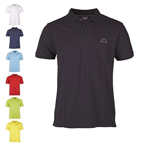 Kappa Peleot Polo-Shirt - Poloshirt, Größe:6XL, Farbe:Navy