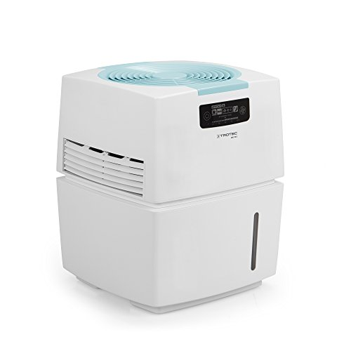 TROTEC Kombigerät 3 in1 AW 10 S: Luftbefeuchter, Luftreiniger & Geruchsbeseitiger/Luftwäscher/Airwasher/UV-Ionisator