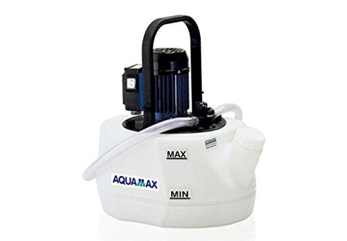 Pompa aquamax disincrostante con invertitore di flusso...