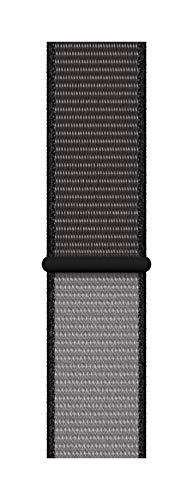 Apple Watch (44mm) Sport Loop, Eisengrau - XL