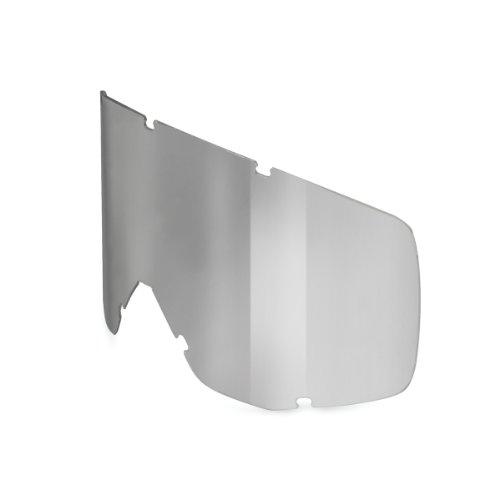 Ecran de rechange silver chrome pour les lunettes de cross Scott USA recoil et 80 series