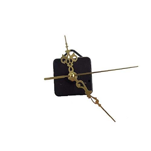 Oro Diseño Hueco Del Reloj Punteros Reemplazo Del Reloj De Cuarzo Movimiento De Bricolaje Movimiento Del Reloj De Pared Accesorios Mecanismo Para La Sala Dormitorio Principal De La Decoración De Oro