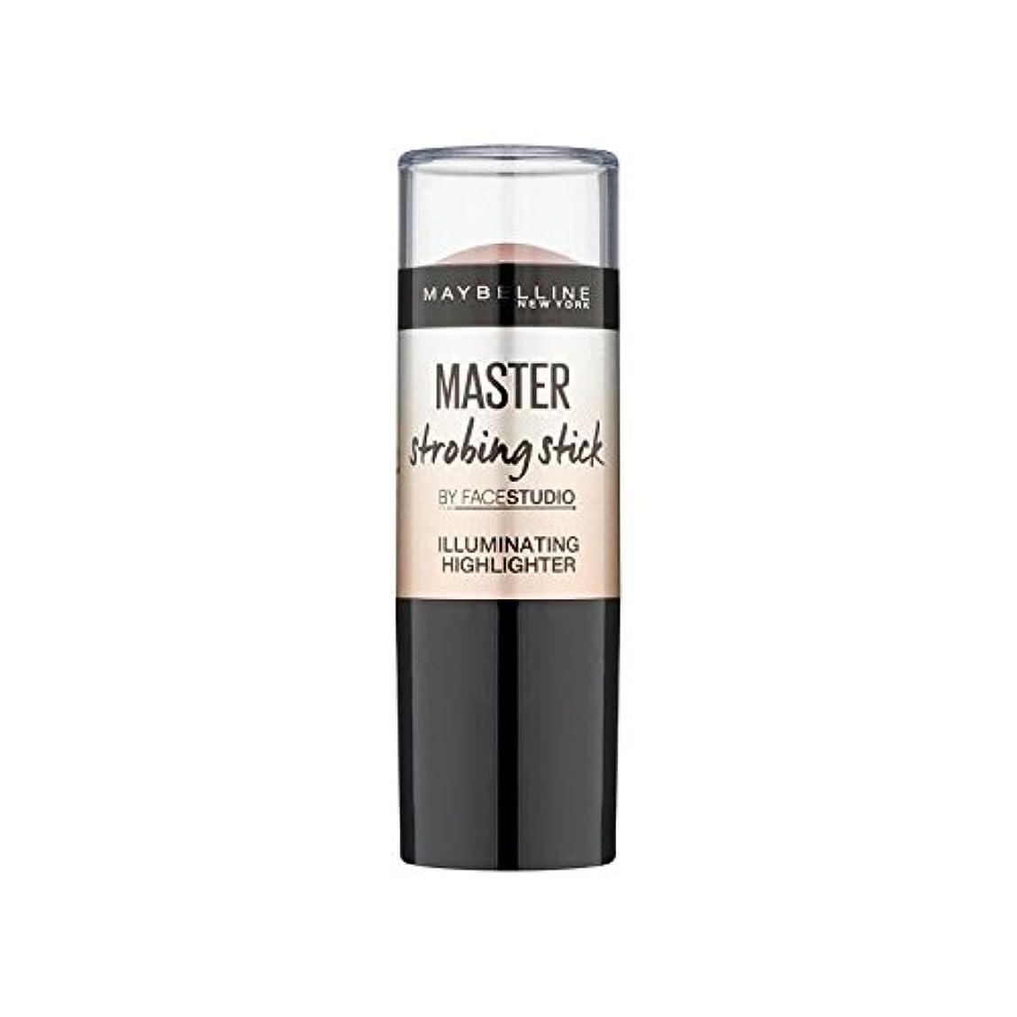 ラブもちろん帝国メイベリンマスターストロボスティックライト x4 - Maybelline Master Strobing Stick Light (Pack of 4) [並行輸入品]