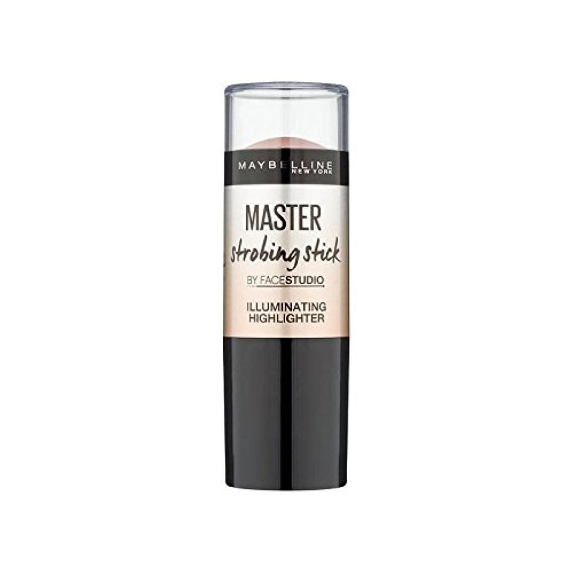 蒸困惑した納屋メイベリンマスターストロボスティックライト x2 - Maybelline Master Strobing Stick Light (Pack of 2) [並行輸入品]