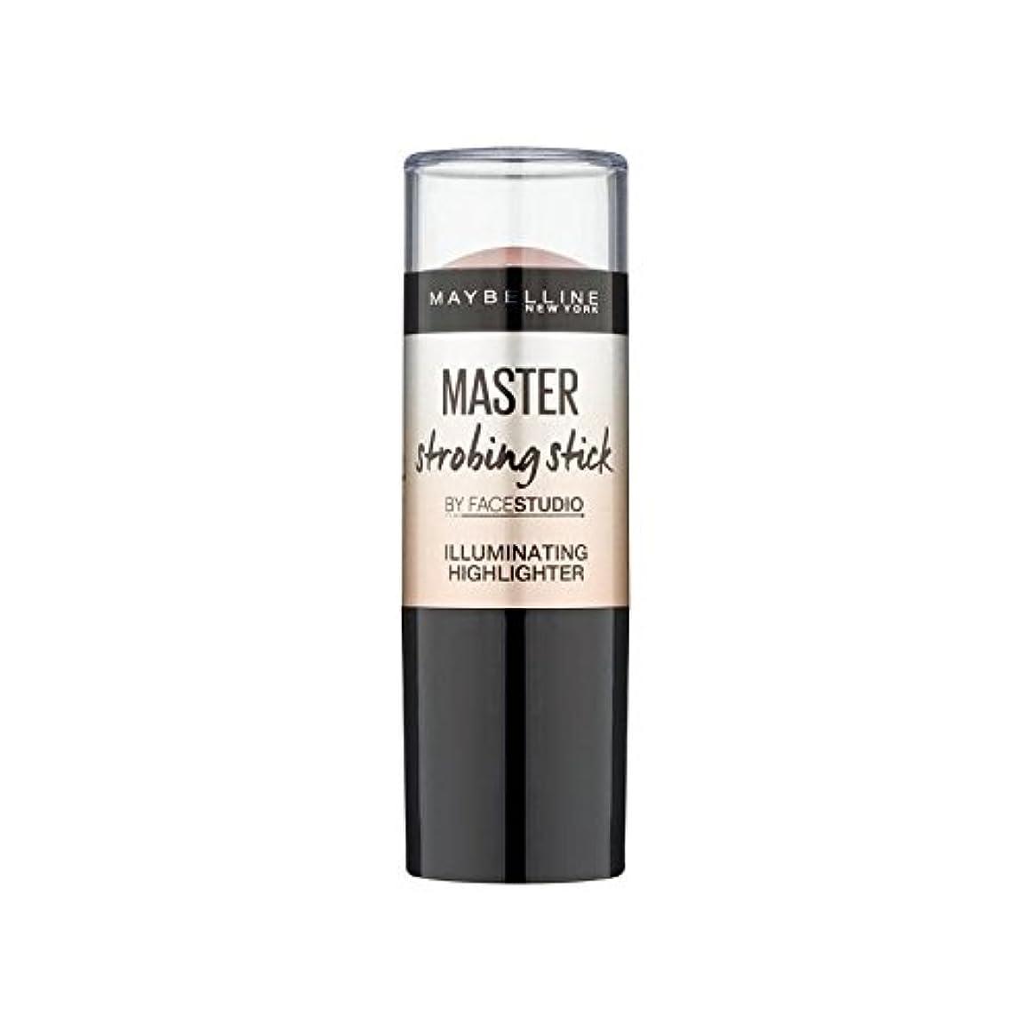 エッセンス血統半導体Maybelline Master Strobing Stick Light (Pack of 6) - メイベリンマスターストロボスティックライト x6 [並行輸入品]