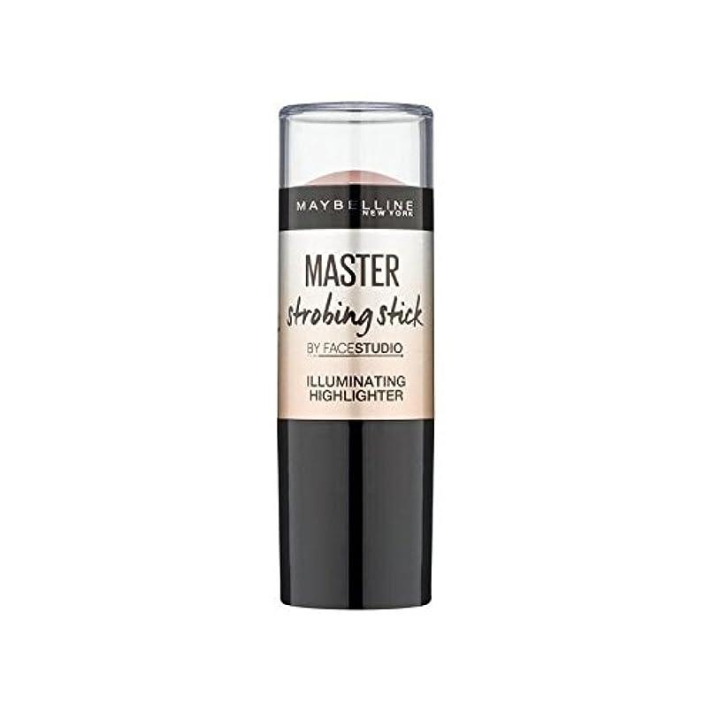 うなるサミットズボンMaybelline Master Strobing Stick Light (Pack of 6) - メイベリンマスターストロボスティックライト x6 [並行輸入品]