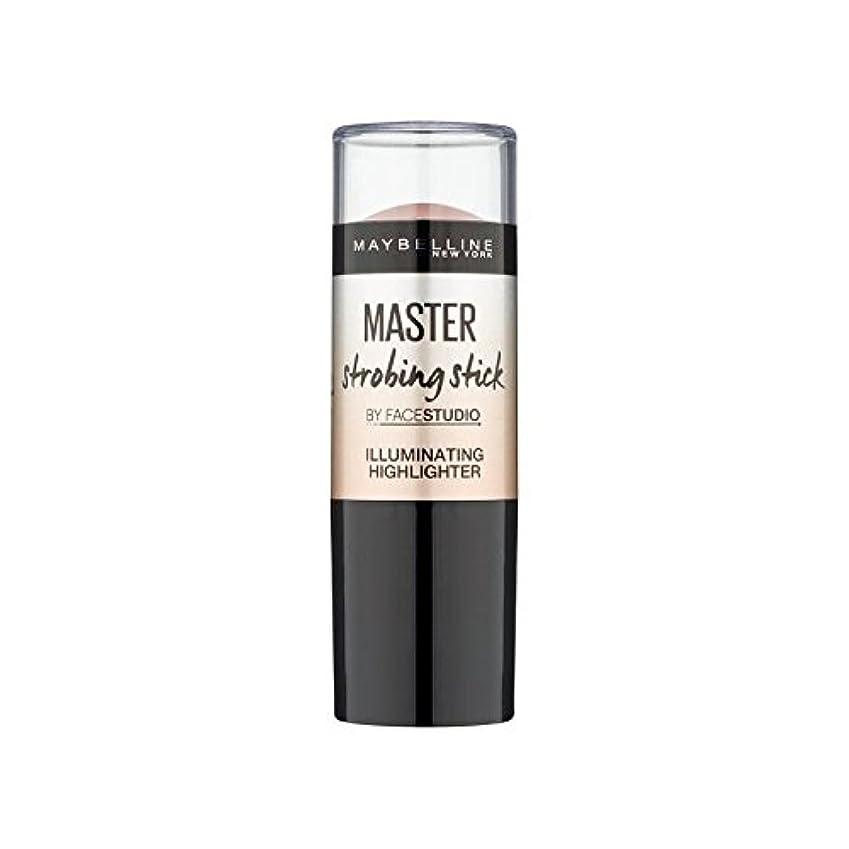 やさしくスイガジュマルメイベリンマスターストロボスティックライト x2 - Maybelline Master Strobing Stick Light (Pack of 2) [並行輸入品]