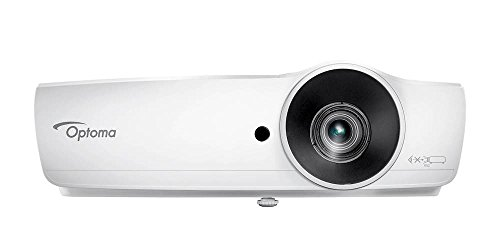 Optoma EH461 DLP-projector (Full HD, 5000 lumen, 20.000:1 contrast, 3D-zoom 1,2x)