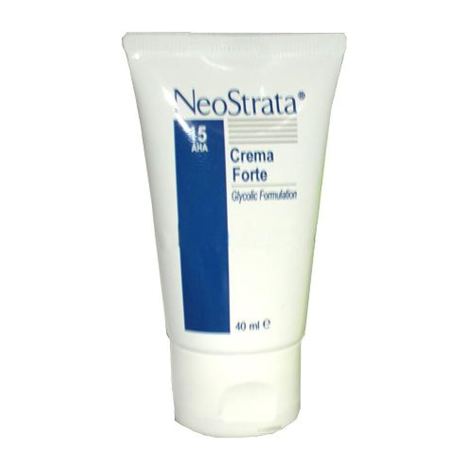注釈夕食を作る立ち寄るNeostrata Cream 40g [並行輸入品]