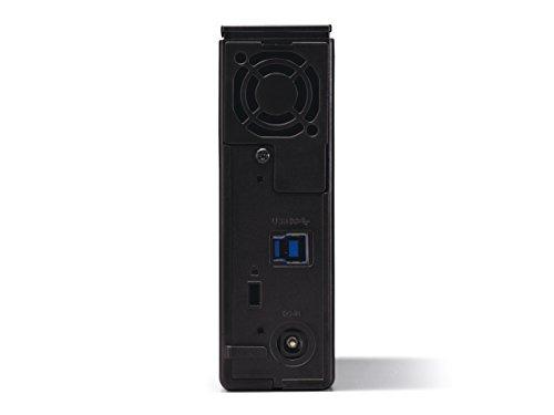 Buffalo HD-LX3.0TU3-EU Drivestation - Disco Duro Externo de 3 TB (8,9 cm/3,5, 7200 RPM, Hardware codificado, USB 3.0) miniatura