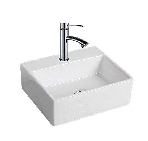 Waschbecken - Waschtisch   Hängewaschbecken · Handwaschbecken · Keramik Waschbecken   Burgtal 17802