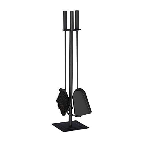 Imex El Zorro 10004 Juego para chimenea, cuadrado (50 x