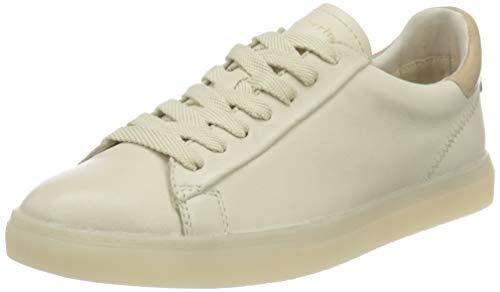 Tamaris Damen Sneaker 1-1-23607-26 421 beige normal Größe: 42 EU