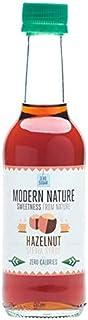 Modern Nature Hazelnut Coffee Syrup, Sugar Free 250ml