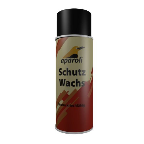 Aparoli 840950 KFZ - Schutzwachs, 400 ml, langhaftender Wachsfilm