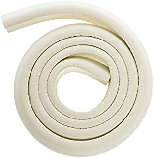 2M Baby Safety Table Edge Corner Protector Guard Cushion Anti-collision Strip Bumper Strip,Ivory
