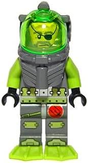 Diver 3 - LEGO Atlantis Minifigure