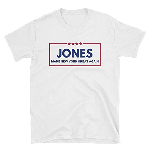 Libertee Shirts Jones Make NY Great Again T-Shirt for Giant Football Fans
