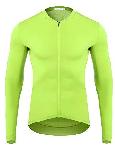 Maillot De Ciclismo Verde  marca Sykooria