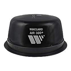 powerful Winegard AR-360B Air 360+ Enhanced Omnidirectional VHF / UHF and FM-RV Antenna with AR-360B