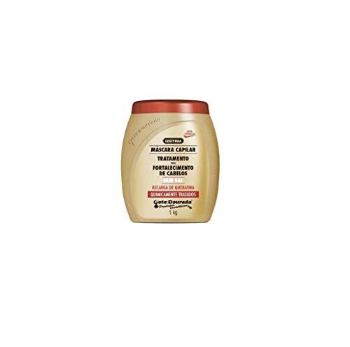 Gota Dourada Recarga de Queratina - Mascarilla - 1 kg