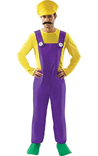 ORION COSTUMES Bad Plumber Costume