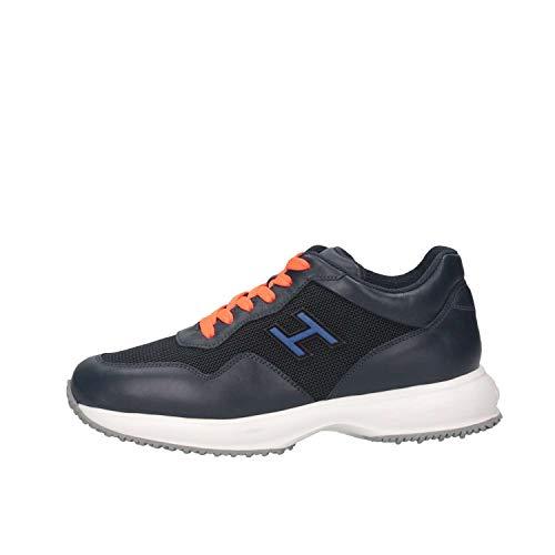 Hogan Junior HXR00N0V311KIR123L Sneaker Kind blau 41