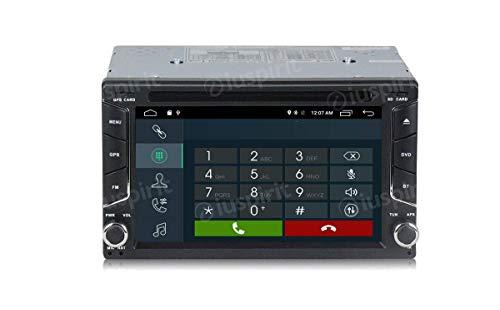 iuspirit ANDROID 8.1 4G LTE GPS DVD autoradio 2 DIN navigatore Nissan Qashqai, Nissan Juke, Nissan X-Trail, Nissan Tiida