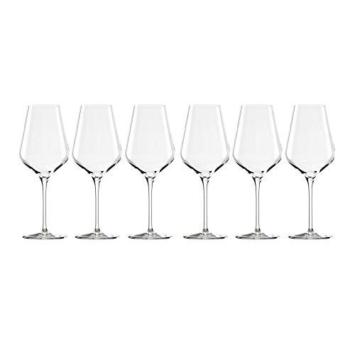 Stölzle Rotwein-Glas, 6er-Set Quatrophil Weinglas Weinkelch NEU OVP