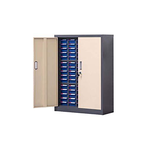 LRXGOODLUKE opbergkast met meerdere laden, onderdelen opbergkast, organisator, huisgarage, gereedschapskist