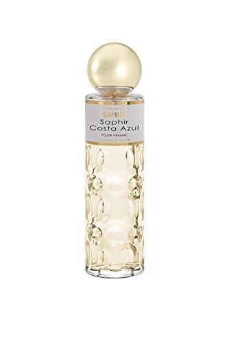 PARFUMS SAPHIR Costa Azul - Eau De Parfum - Mujer, One size, 200 ml